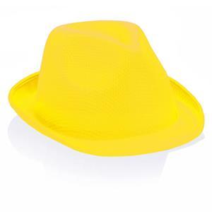 Chapéu Gangster Amarelo