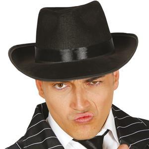 Chapéu Gangster Preto