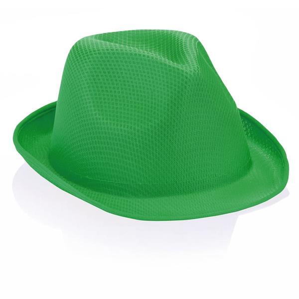 Chapéu Gangster Verde