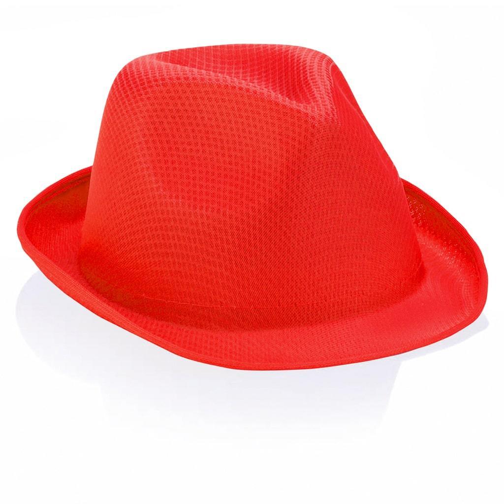 Chapéu Gangster Vermelho