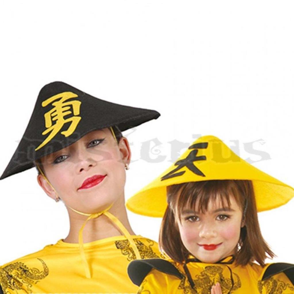 Chapéu Oriental Chinês