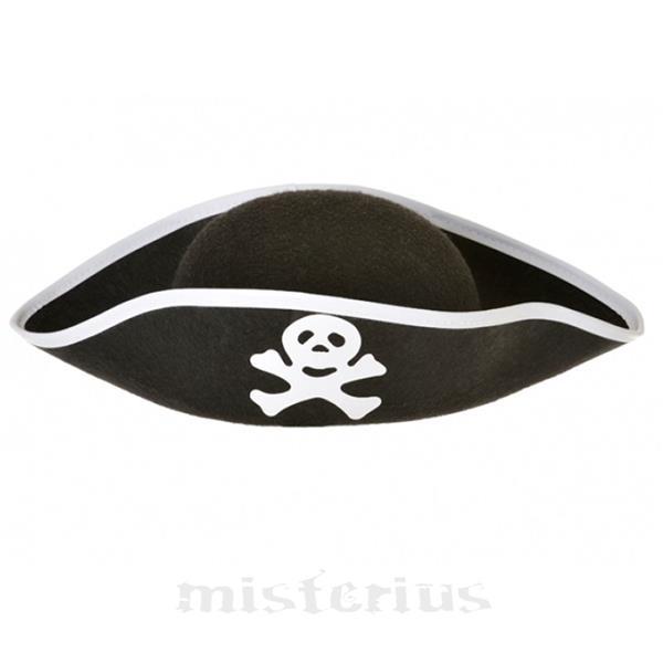 Chapéu pirata Adulto