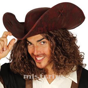 Chapéu Pirata Corsário
