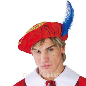 Chapéu Príncipe Vermelho