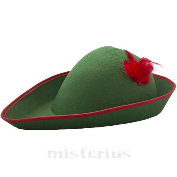 Chapéu Robin dos Bosques em Feltro