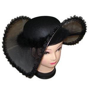 Chapéu Dama Preto