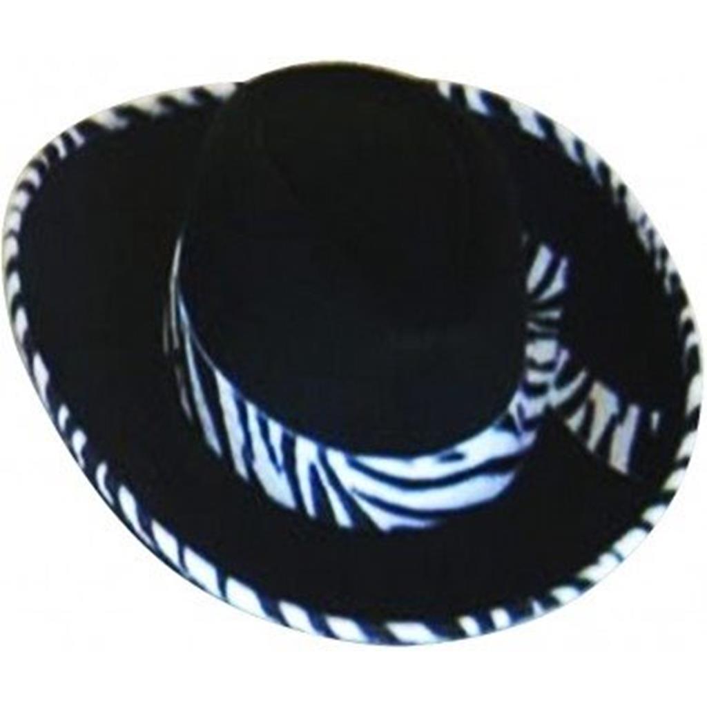 Chapéu Vaqueiro Cowboy Fita BrTigresa