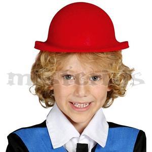 Chapéu Vermelho Infantil