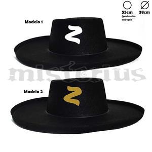 Chapéu Zorro Adulto