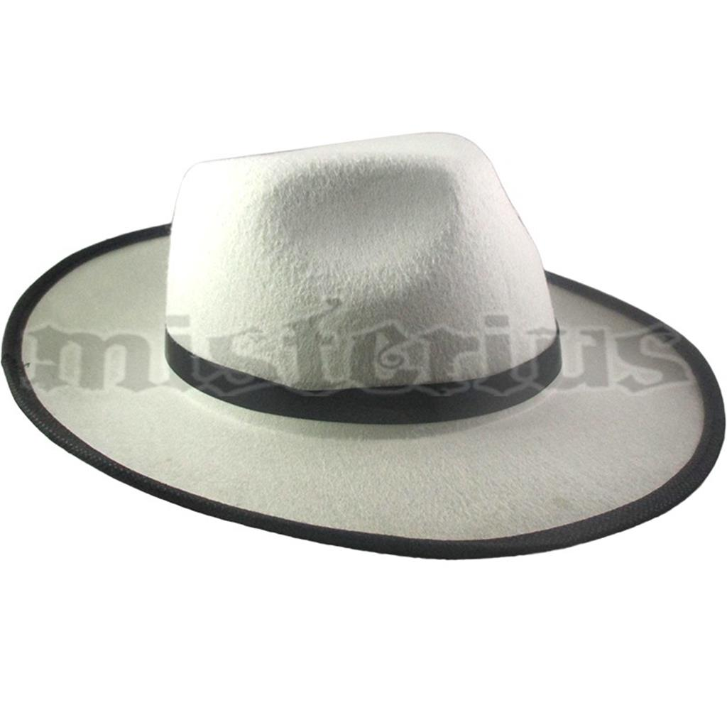 Chapéu Gangster Branco