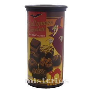 chocolate halloween