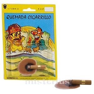 Cigarro Queimado Falso