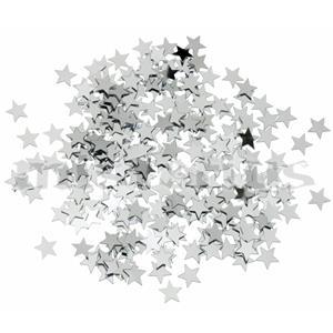 Confetis Estrela Prata, 14 gr