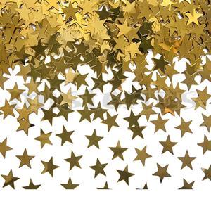 Confetis Estrelas Douradas, 30 gr
