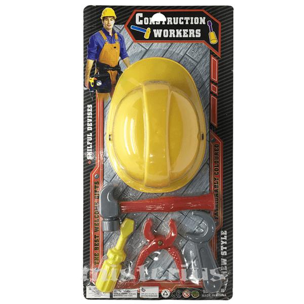 Conjunto acessórios Construtor