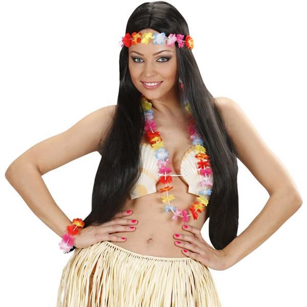 Conjunto Multicolor Havaiano