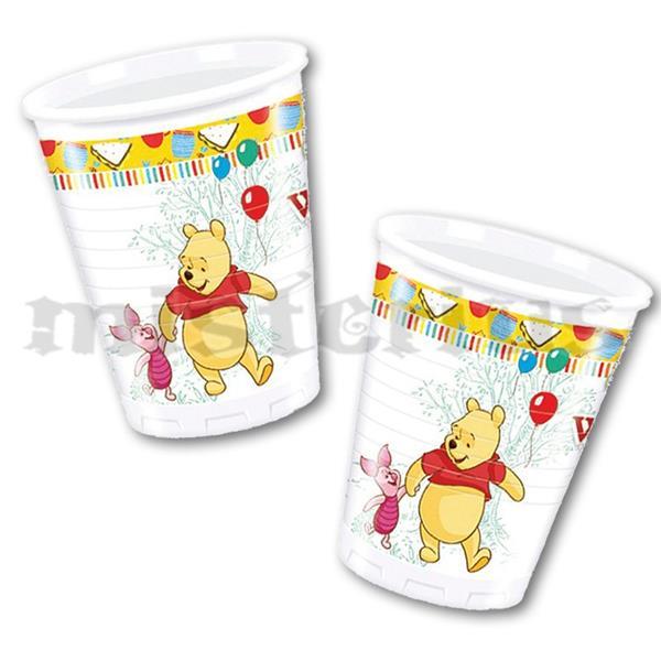 Copos Winnie The Pooh