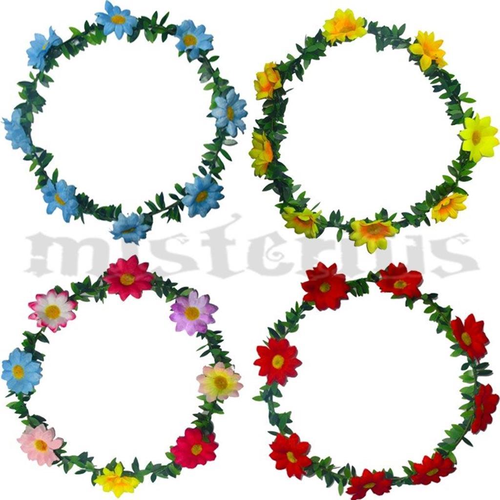 Coroa Flores Margaridas
