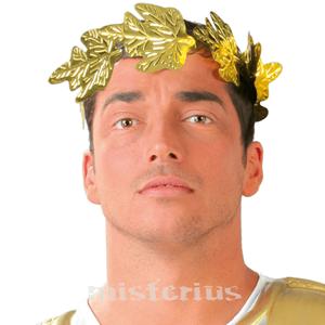 Coroa Imperador César, Dourado