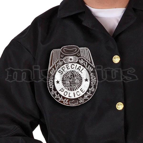 Crachat Polícia