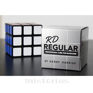 Cubo Mágico, Profissional