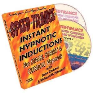 Curso de hipnose em 2 DVD, Instant Hypnotic Inductions