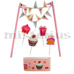 Decoração Bolos Cupcakes