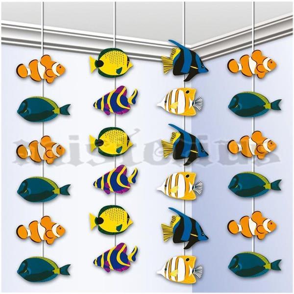 Decoração de Peixes 2mt