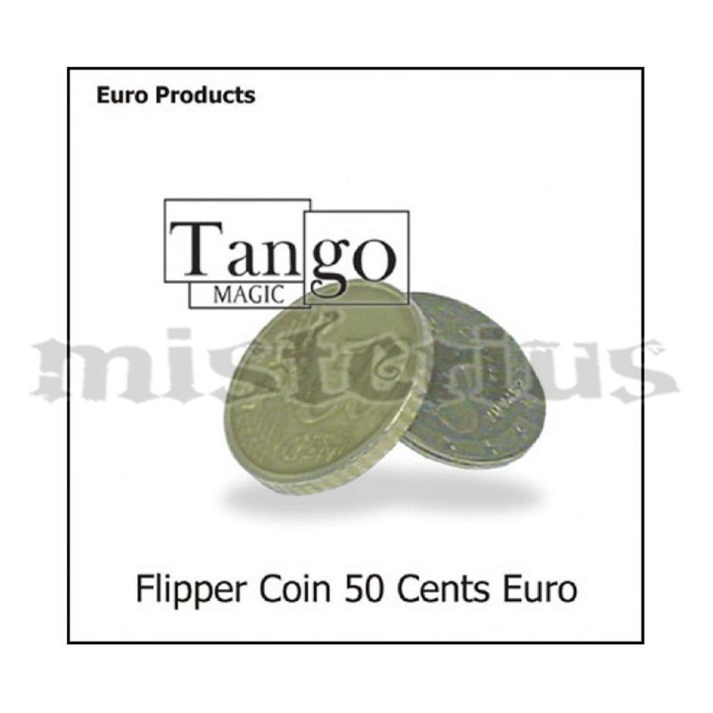 Dupla Moeda de 50 cêntimos  - Flipper Coin Tango