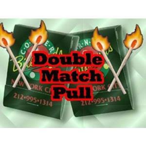 Duplo Acendedor de Fósforos - Double Match Pull +