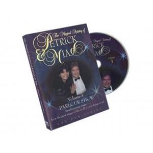 Dvd-Arte mágica de Petrick e Mia. Vol. 3 da L & L Publishing