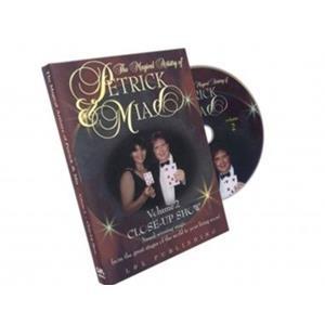 Dvd-Arte mágica de Petrick e Mia. Vol. 2 por L & L Publishin