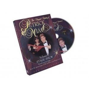 Dvd-Arte mágica de Petrick e Mia Vol.1 por L & L Publishing;