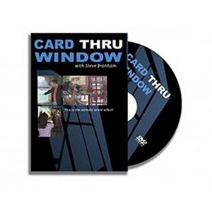 Dvd-Carta Atraves da Janela - Card Thru Window Dvd ;