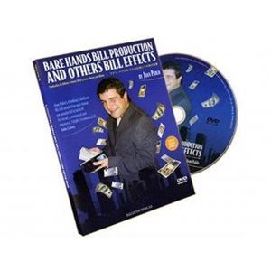 Dvd-Com as Maõs-Notas Produção e Outros efeitos ;