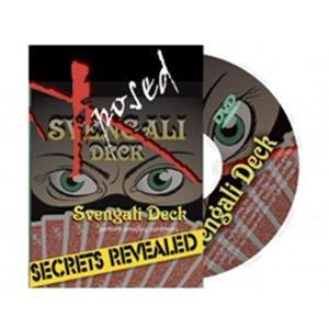 Dvd com truques  do Svengali-