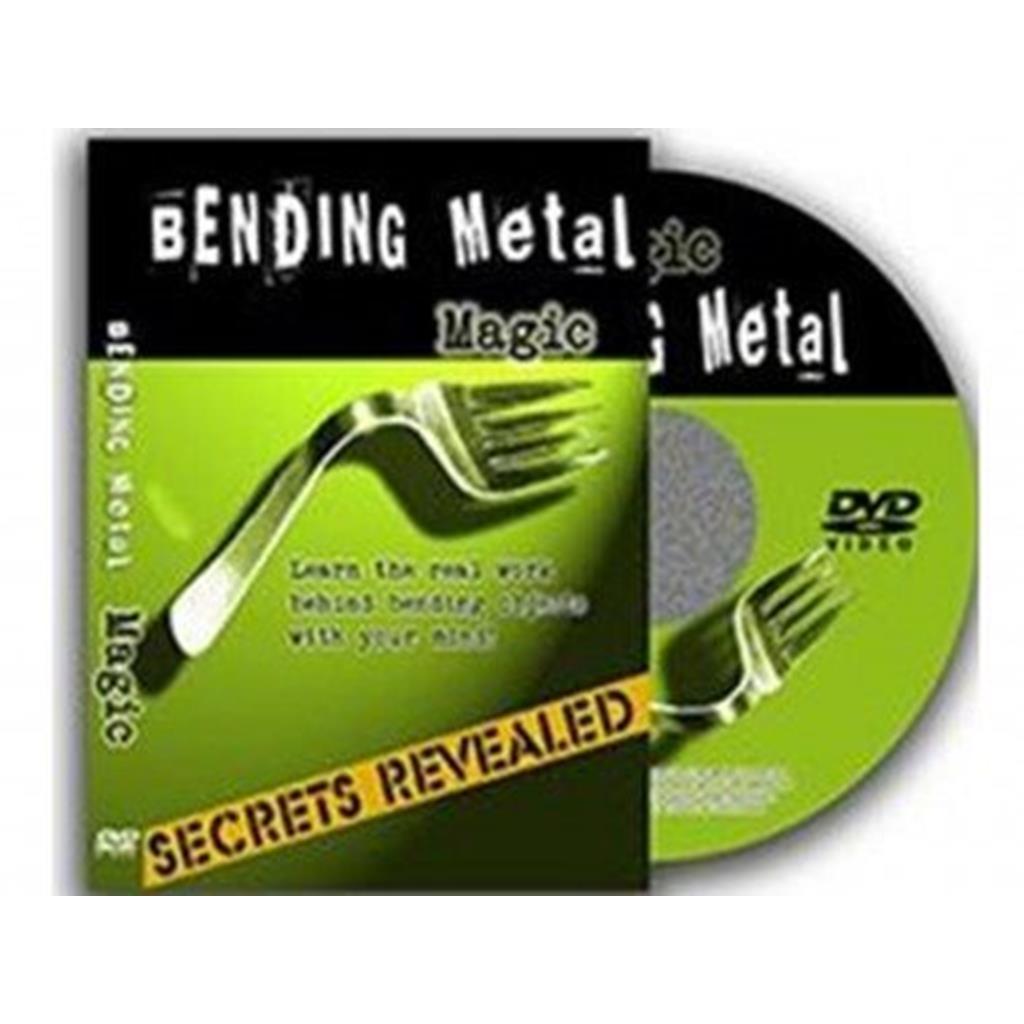 DVD como dobrar metais, Bending Metal Magic