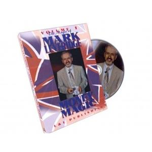 Dvd Magia com Dinheiro com Mark Leveridge Vol.1 ;