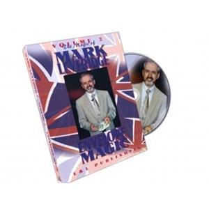 Dvd Magia com Mark Leveridge Vol.2 Envelope Magic por Mark L