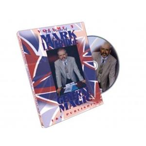 Dvd Magia com Mark Leveridge Vol.3 - Magia No Geral;