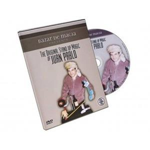 Dvd Magia Original Stand-up Juan Pablo Vol.2-The Original St