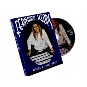 Dvd Pura Magia Vol. 3 por Fernando Keops-Pure Magic 3 by Fer
