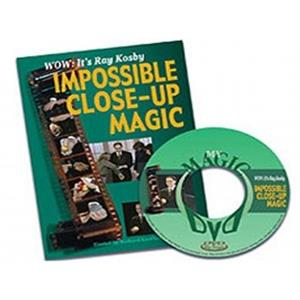 Dvd truques Close-up-