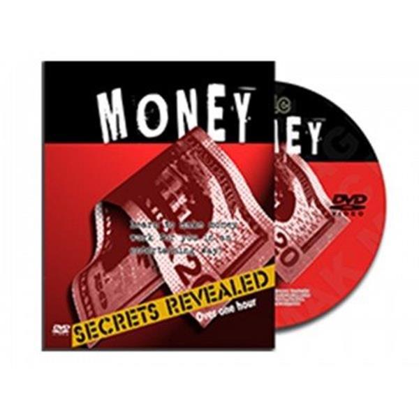 DVD Truques com Dinheiro- Dvd Magic Money Secrets Revealed