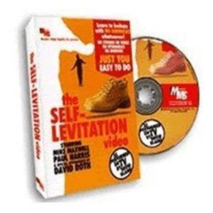 Dvd truques de Levitação-