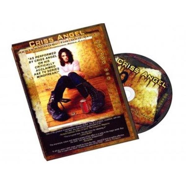 Dvd truques Levitação-