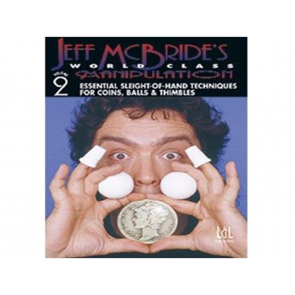Dvd truques Moedas,Bolas e Dedais, World Class Manipulation