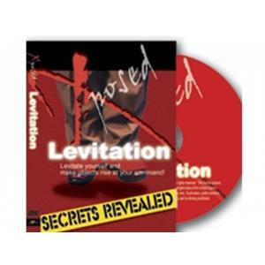 Dvd Truques Relacionados com Levitação- Dvd X Posed Levitati