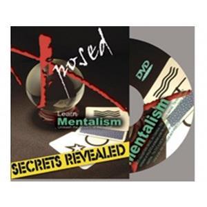 DVD truques relacionados com Mentalismo, X Posed Mentalism