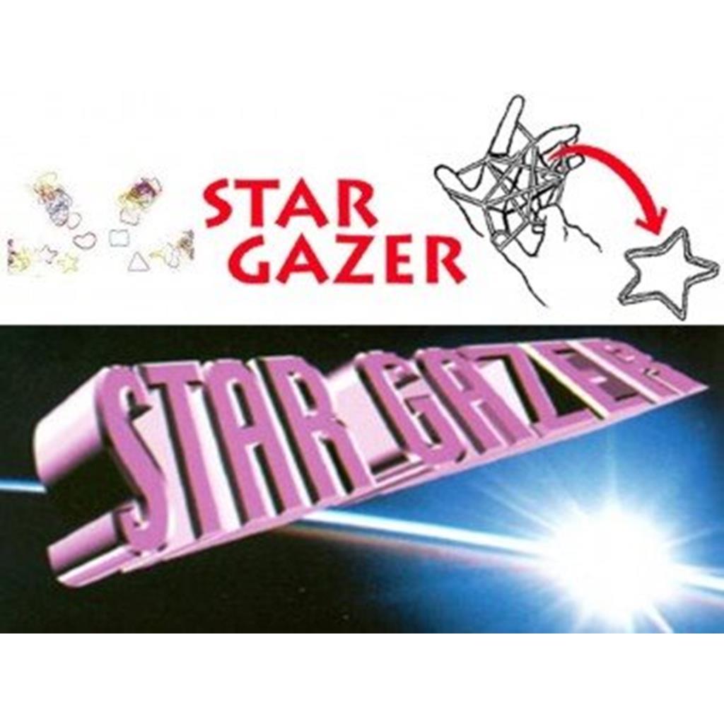 Elásticos Estrelas- Star Gazer JB - Alan Wong